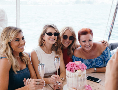 On board with Kate Waterhouse