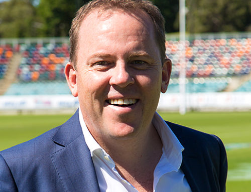 5 Minutes with David Matthews, CEO of GWS Giants
