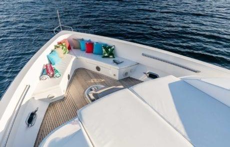 aqa charter boat sydney 16 460x295 - A.Q.A Sydney | Superyacht Charter | Luxury Cruise Boat