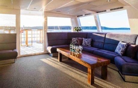 aqa charter boat sydney 22 460x295 - A.Q.A Sydney | Superyacht Charter | Luxury Cruise Boat