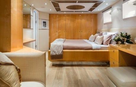 aqa charter boat sydney 7 460x295 - A.Q.A Sydney | Superyacht Charter | Luxury Cruise Boat