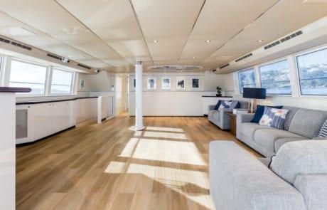 shyc aqa 4871 460x295 - A.Q.A Sydney | Superyacht Charter | Luxury Cruise Boat