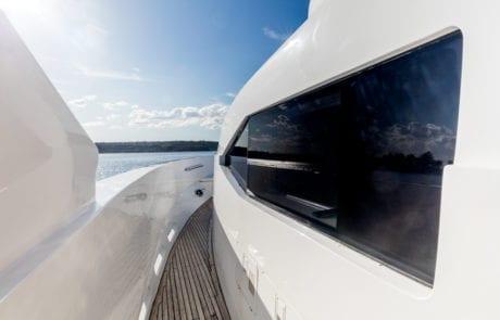 shyc aqa 4883 460x295 - A.Q.A Sydney | Superyacht Charter | Luxury Cruise Boat