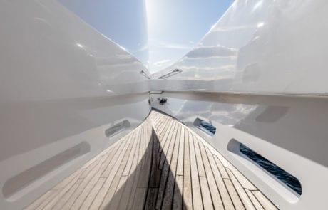 shyc aqa 4885 460x295 - A.Q.A Sydney | Superyacht Charter | Luxury Cruise Boat