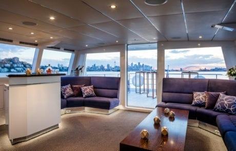 shyc aqa 5271 460x295 - A.Q.A Sydney | Superyacht Charter | Luxury Cruise Boat