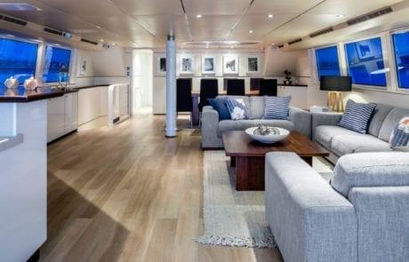shyc aqa 5285 460x295 - A.Q.A Sydney | Superyacht Charter | Luxury Cruise Boat