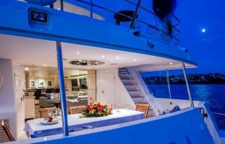 shyc aqa 5340 460x295 - A.Q.A Sydney | Superyacht Charter | Luxury Cruise Boat