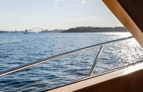 shyc sota 5481 460x295 - State Of The Art - The Exclusive 65' motor yacht