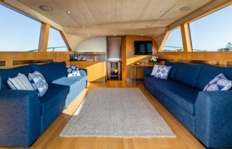 shyc sota 5538 460x295 - State Of The Art - The Exclusive 65' motor yacht