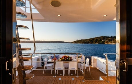 shyc sota 5819 460x295 - State Of The Art - The Exclusive 65' motor yacht