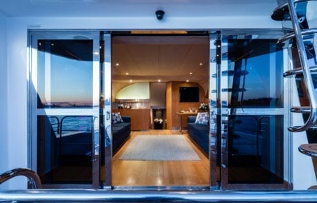 shyc sota 5913 460x295 - State Of The Art - The Exclusive 65' motor yacht