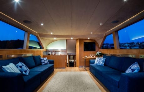 shyc sota 5920 460x295 - State Of The Art - The Exclusive 65' motor yacht