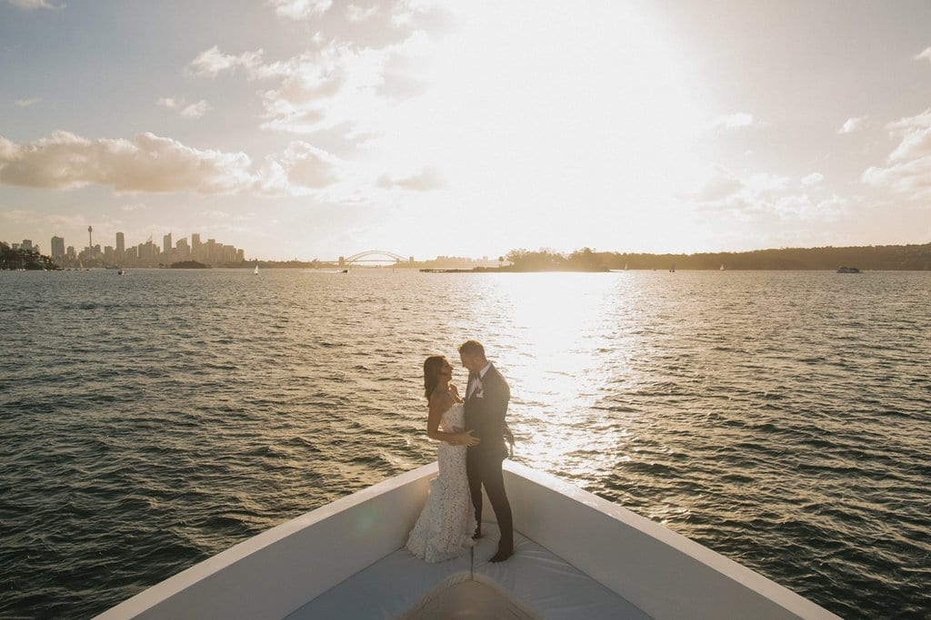 michelledahnesmall 1041 - Wedding Cruises on Sydney Harbour