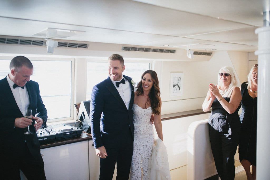 michelledahnesmall 955 - Wedding Cruises on Sydney Harbour