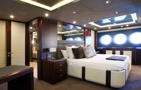 quantum interior 2 460x295 - Superyacht Quantum | 120' Warren Superyacht