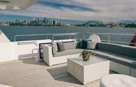 AQA 55 460x295 - A.Q.A Sydney | Superyacht Charter | Luxury Cruise Boat