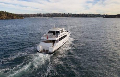 AQA 56 460x295 - A.Q.A Sydney | Superyacht Charter | Luxury Cruise Boat