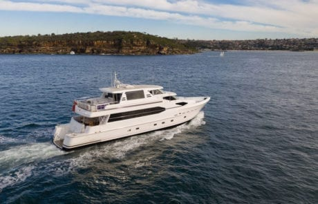 AQA 57 460x295 - A.Q.A Sydney | Superyacht Charter | Luxury Cruise Boat