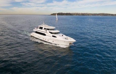 AQA 58 460x295 - A.Q.A Sydney | Superyacht Charter | Luxury Cruise Boat